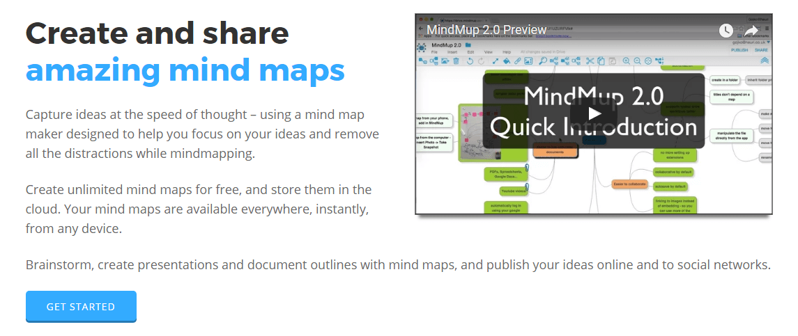 Business Tools MindMup Mind maps