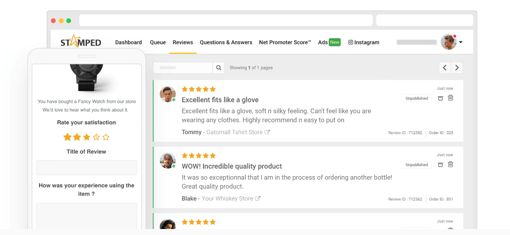 Business Tools Stamped Product reviews