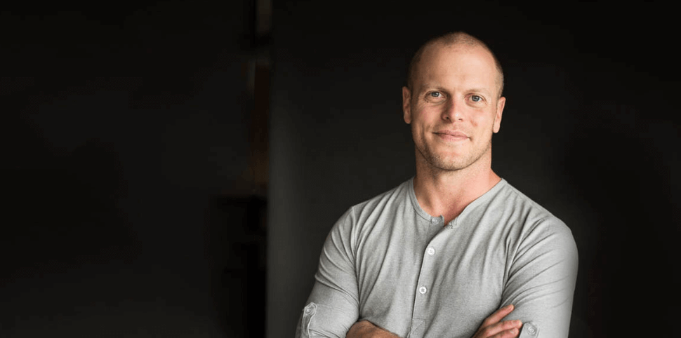 business expert Tim Ferriss