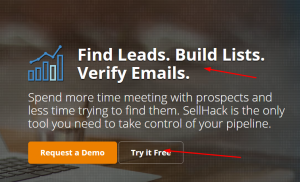 sales email address SellHack