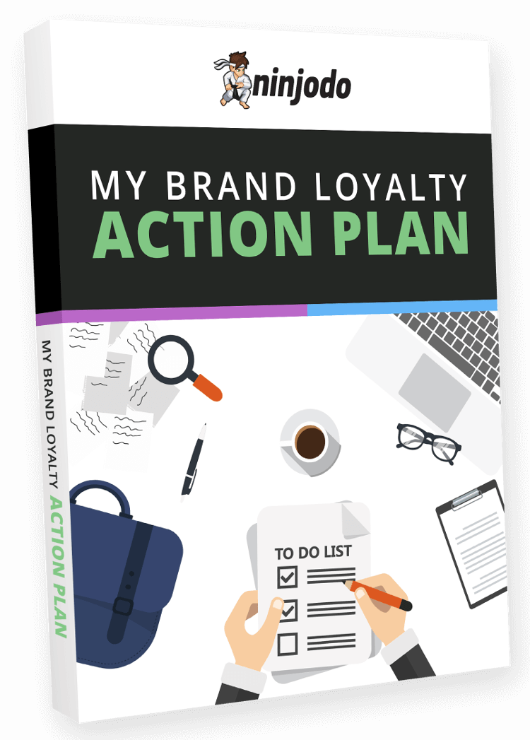 Convert More Leads with My Brand Loyalty Action Plan - Ninjodo