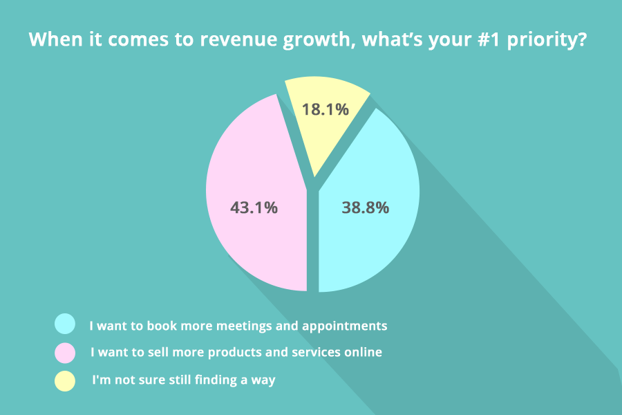 revenue growth leads and sales