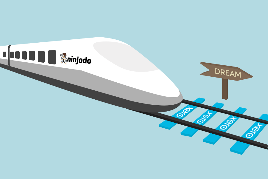Ninjodo xero crm train