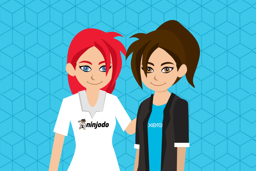 Ninjodo crm xero integration girls